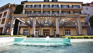 О курорте Grand Resort Bad Ragaz